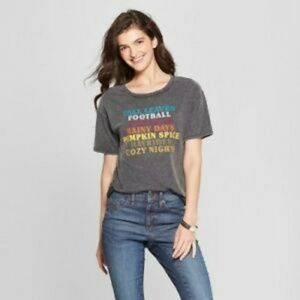 Things we love about fall T-Shirt SZ S